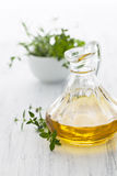 Fresh cooking oil Stock Photos