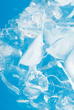 Fresh cool ice cube Royalty Free Stock Photos
