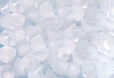 Fresh cool ice cube. Background/ summer wallpaper stock image