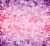 Fresh cool ice cube Stock Photography