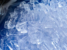 Fresh cool ice Stock Photography