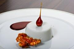 Fresh cream cake Royalty Free Stock Photo