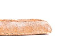 Fresh crispy baguette. Royalty Free Stock Image