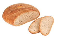 Fresh crispy bread Royalty Free Stock Images