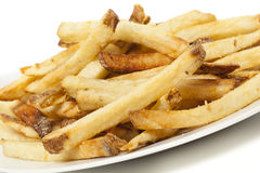 Fresh Crispy French Fries Stock Photos