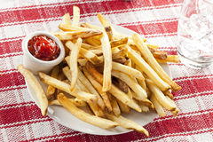 Fresh Crispy French Fries Royalty Free Stock Photography