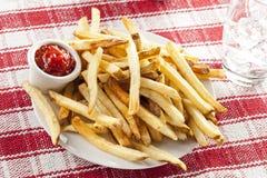 Fresh Crispy French Fries Royalty Free Stock Photography