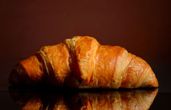 Fresh Croissant Stock Photos