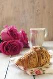 Fresh croissant Royalty Free Stock Photo