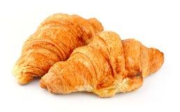 Fresh croissants Stock Image