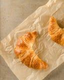 Fresh croissants Royalty Free Stock Photo
