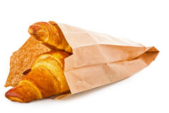 Fresh Croissants. Stock Photography