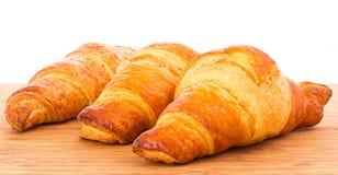 Fresh Croissants. Stock Images