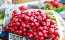 Fresh crop stock image