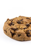 Chocolate-chip cookies. Fresh and crunchy chocolate-chip cookies Stock Image
