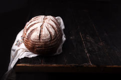 Fresh crusty bread Stock Photography