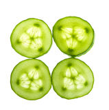 Fresh cucumber Royalty Free Stock Photo