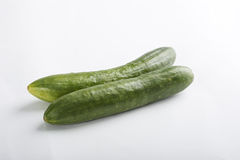 Fresh Cucumber Royalty Free Stock Photography