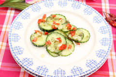 Fresh cucumber Stock Photos