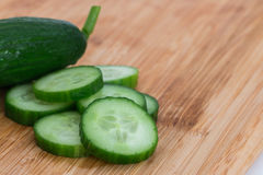 Fresh Cucumber Stock Images