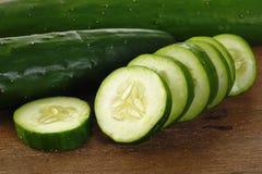 Free Fresh Cucumbers Stock Image - 46095091
