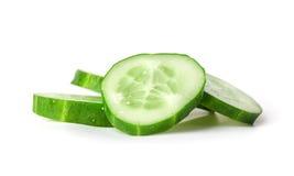 Fresh cucumbers Royalty Free Stock Photos
