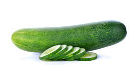 Fresh cucumbers Royalty Free Stock Photo