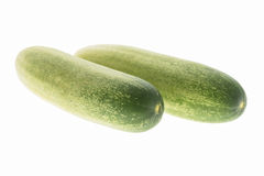 Fresh cucumbers Stock Photos