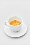 Fresh cup of coffee Stock Photo