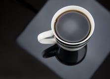 Fresh Cup Coffee Stock Image