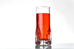 Fresh currants flavoured drink Royalty Free Stock Images