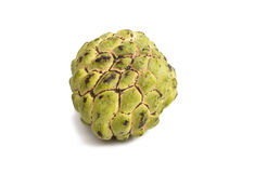 Fresh Custard Apple isolated Royalty Free Stock Images