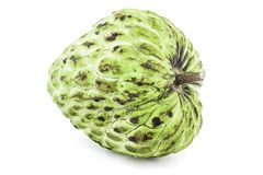how to know if a custard apple is ripe