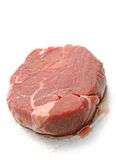 Fresh cut of beef tenderloin Stock Images