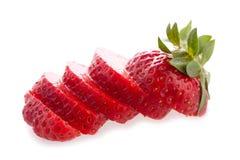 Free Fresh Cut Strawberry Stock Image - 17685721