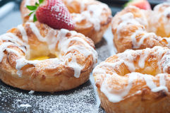 Danish Pastries Stock Images