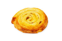 Fresh danish pastry isolated Royalty Free Stock Image