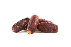 Fresh dates Royalty Free Stock Photography