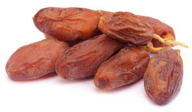 Fresh dates Stock Photo