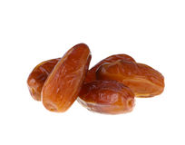 Fresh dates Stock Photography