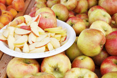 Fresh Delicious Apples Stock Images