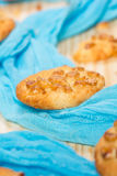 Fresh delicious cookies Royalty Free Stock Photography