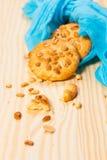 Fresh delicious cookies Stock Photos