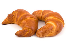 Fresh delicious croissant Royalty Free Stock Photography