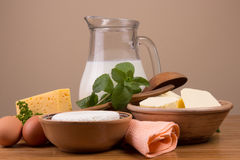 Fresh delicious meal Stock Photography