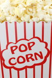 Fresh delicious popcorn Royalty Free Stock Image