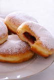 Fresh donut Royalty Free Stock Photo