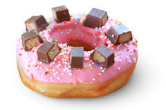 Fresh Donut Stock Photo