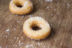 Fresh donut Royalty Free Stock Photography