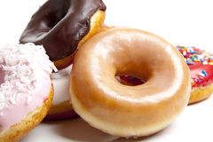 Fresh Donuts Royalty Free Stock Images